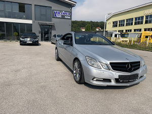 Mercedes E 250 coupe cupe AMG panorama