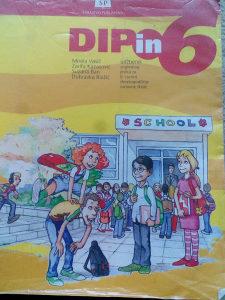 Engleski jezik za 6 razred, Dip in 6