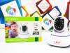 Nadzorna kamera WiFi PTZ microSD FHD kvalitet 2.0MPx