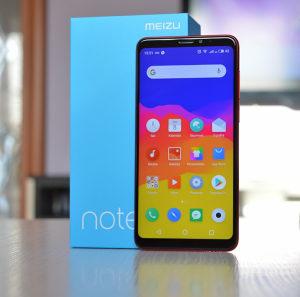 MEIZU Note 8 Dual 4GB 64GB GLOBALNA VERZIJA PLAVI