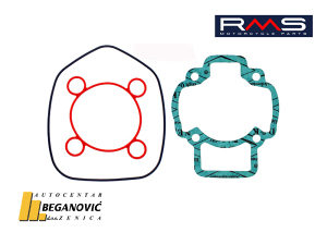 Garnitura dihtunga Piaggio-Gilera vodeno hlađenje 01 -
