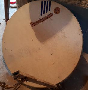 Satelitski tanjir