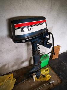 Brodski motor Yamaha 5KS