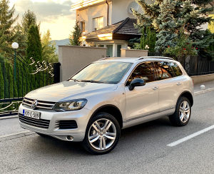 VW Touareg 3.0 TDi 4motion R-line , mod.2011god.