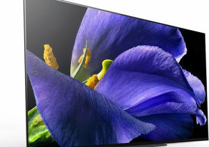"Sony TV Oled 65"" AG8 4K Android X1 Processor 5Yr"