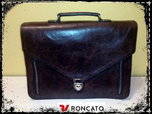 Muška kožna torba RONCATO (Italija)