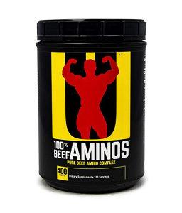 Universal Nutrition 100% Beef Aminos 400caps
