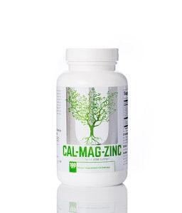 Universal Nutrition Calcium-Magnesium-Zinc
