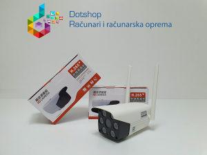 WiFi vanjska nadzorna kamera H.265 HD