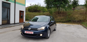 GOLF 6 2.0 TDI 4MOTION 2009 GODINA