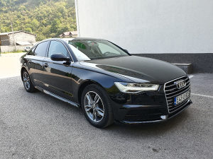 Audi A6 3.0 TDI QUATTRO 2017 1 VLASNIK GARANCIJA 2 GOD.
