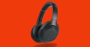 Sony WH-1000XM3 Bluetooth Noise Canceling slušalice