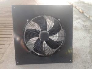 Ventilator za ventilaciju prostora za farme, hale