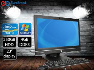 """HP 8300 ALL in ONE 23"""" FULL HD i5"""