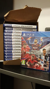 Pes 2020 ps4 efootball