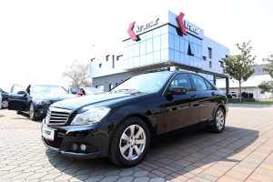 Mercedes-Benz C 200 2.2 CDI BlueEFFICIENCY -FACELIFT-