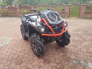 CAN AM XMR 570 - COMANDER