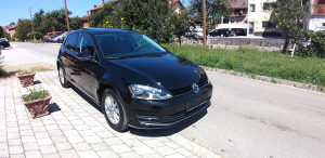 VW Golf 7 1.6 TDI Bluemotion 2016