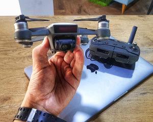 Dron DJI SPARK sa Kontrolerom - dzojstikom