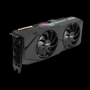 ASUS DUA -EVO GeForce RTX 2070 Super 8GB GDDR6 EVO Dual