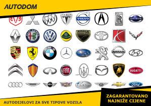 Autodijelovi - zamjenski i originalni - AUTODOM.BA