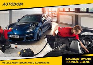 Auto kozmetika - AUTODOM.BA