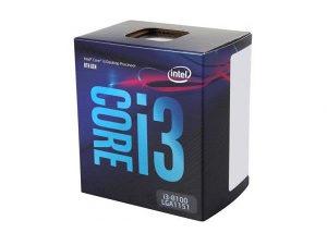 Intel Core i3-8100 Processor 3.60GHz 6MB L3 LGA1151