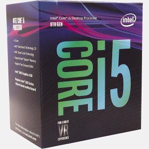 Intel Core i5-8400 Processor 2.80GHz 9MB L3 LGA1151