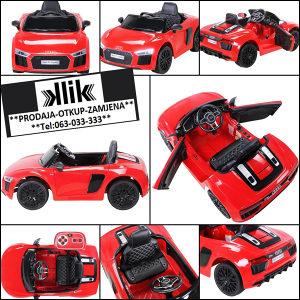 AUDI R8 dječiji/dječji auto/autić na akumulator djecu