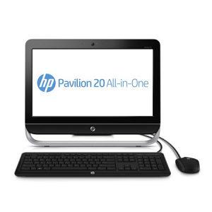 """HP AIO All in one 20"""" AMD / 4GB/ 500GB/ USB 3.0"""