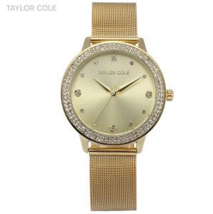 NOVO! Elegantni ženski sat Taylor Cole! Gold