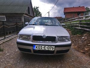 Škoda Octavia TDI 2004 god. 81kw 110 KS. Auto je oćuvan