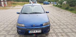 Fiat Punto-1,2 Benzin