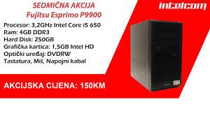 SEDMIČNA AKCIJA! Fujitsu Esprimo P9900 Core i5