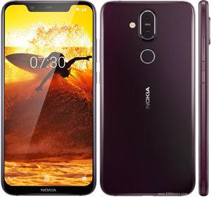 Nokia 8.1 6/128GB NOVO