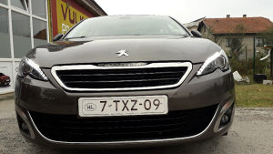 Peugeot 308 Allure LED.NAVI.PANORAMA.EURO6