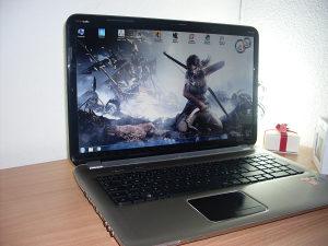 Gaming Laptop HP DV7 GTA5 Fortnite