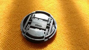 Poklopac za objektiv 52 mm