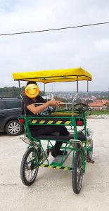 Bicikl za 5 osoba