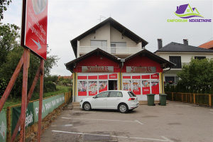 Stambeno poslovni objekat pored ulice ID:1219/EN