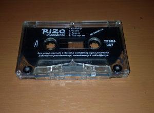 Kaseta Rizo Hamidovic - Ne znam ja (2000)