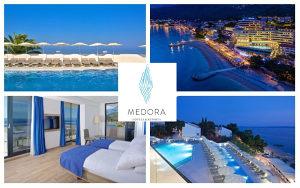 PODGORA: Medora Aura Family Beach Resort ****