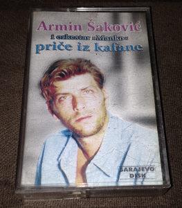 Kaseta Armin Sakovic - Price iz kafane