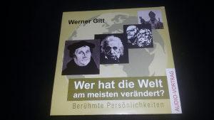 Werner Gitt, CD