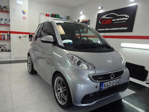 Smart ForTwo For Two Brabus Cabrio