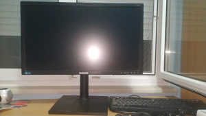"Samsung 23"" 1080P IPS Panel Monitor"