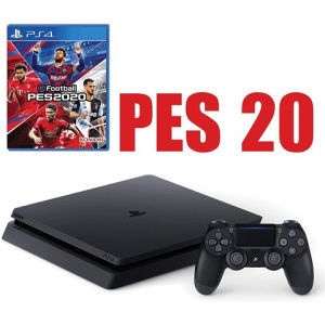 Sony PlayStation Slim 500GB + PES 2020 - www.igre.ba