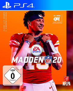 NFL Madden 20 (PlayStation 4 - PS4) 2020