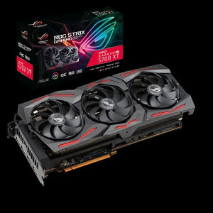 ASUS STRIX RX 5700 / RX5700 XT 8GB GDDR6 Novo!!!