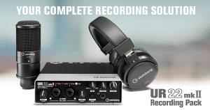 Zvučna karta Steinberg UR22mkII Recording Pack